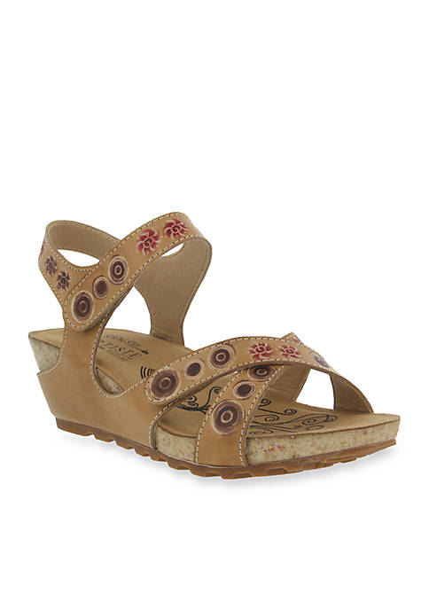 L'Artiste by Spring Step Bindi Sandal