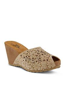 Bojana Wedge Sandals