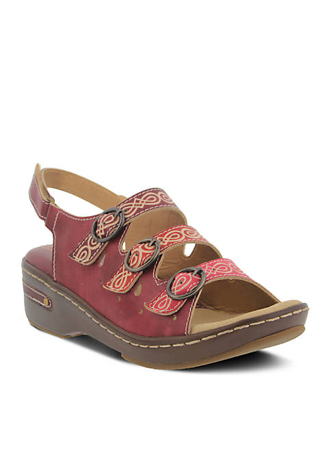L'Artiste by Spring Step Burbandale Sandals