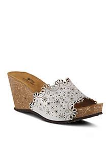 Doilie Sandals