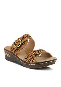 Duobank Sandals