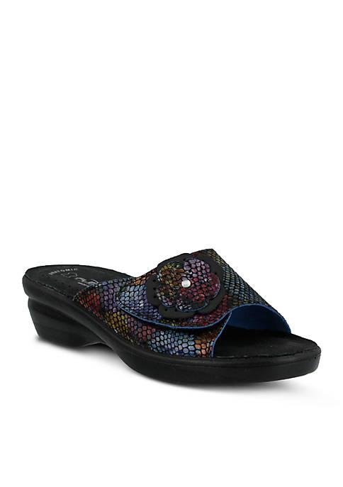Flexus by Spring Step Fabia Slide Sandal