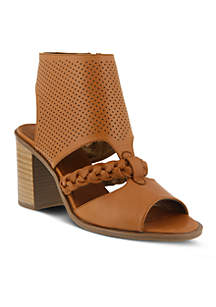 Farrah Block Heel Sandals