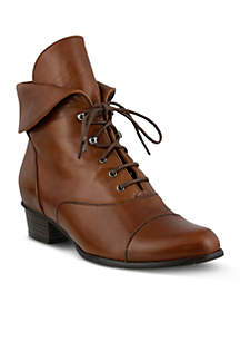Galil Lace Up Bootie