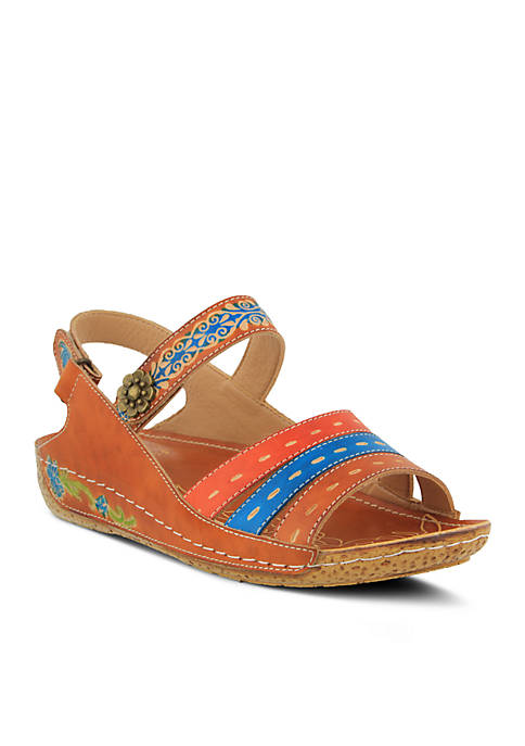 L'Artiste by Spring Step Kerry Sandal