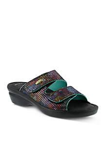 Flexus by Spring Step Kina Slide Sandal