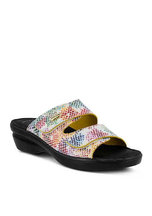 Flexus by Spring Step Kina Slide Sandal