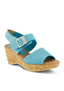 Mitu Wedge Sandal