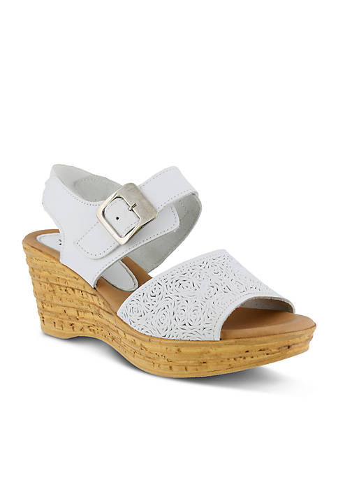 Mitu Wedge Sandal