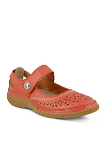 Naturate Mary Jane Wide Shoe