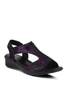 Viki Wedge Sandal