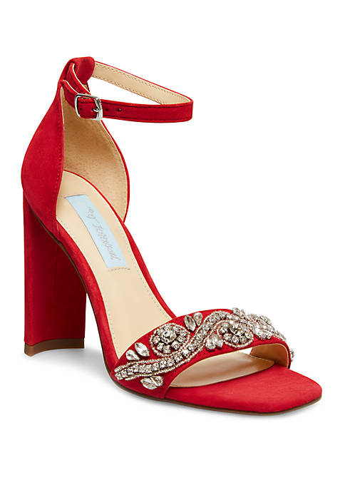 Dany Ankle Strap Sandals