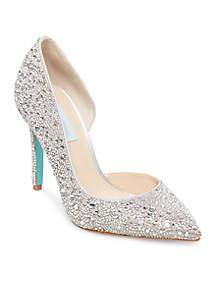 Hazil Sparkle High Heel