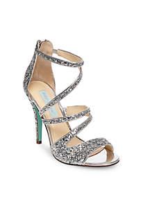 Izzy Asymmetrical Dress Sandal