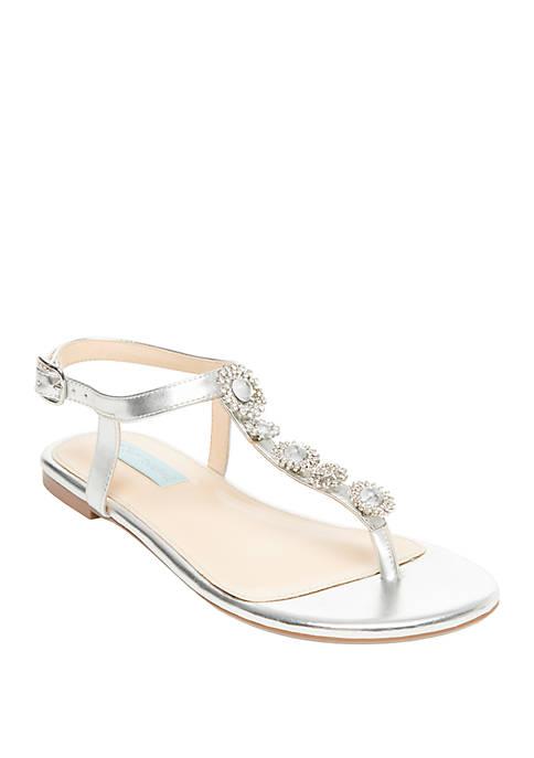 Laur Flat Sandals