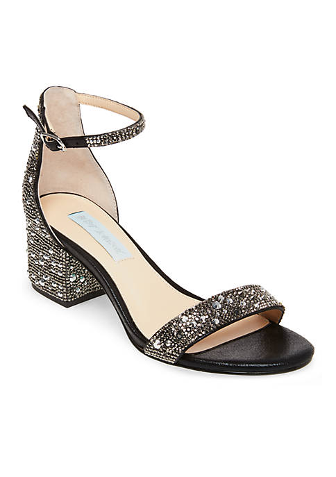 Mari Block Heel Sandals