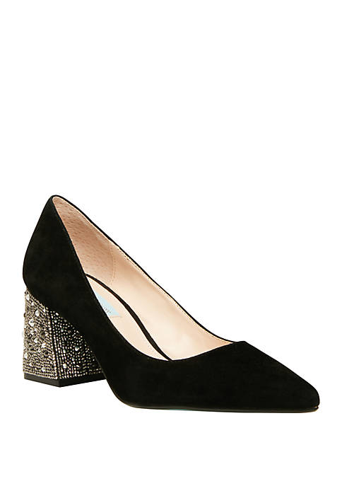 Betsey Johnson Paige Pumps