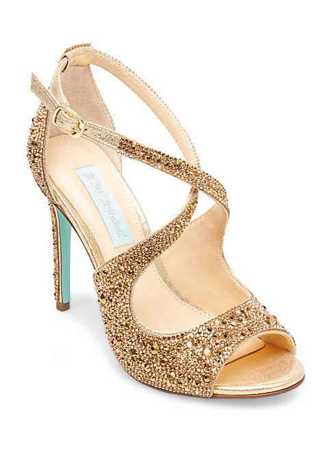 Betsey Johnson Sage High Heel Sandals