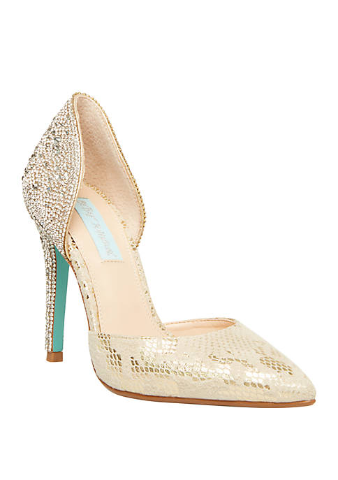 Betsey Johnson Yara Pumps
