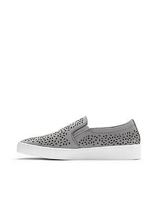892b03bc1 Vionic Midi Perforated Slip On Sneakers Vionic Midi Perforated Slip On  Sneakers ...