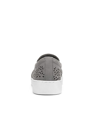 64e3f680f ... Vionic Midi Perforated Slip On Sneakers ...