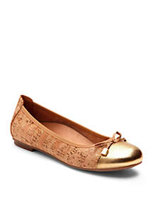 Minna Ballet Flats - Available in Extended Sizes