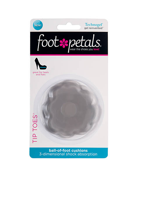 Foot Petals Technogel Tip Toes Shoe Pads