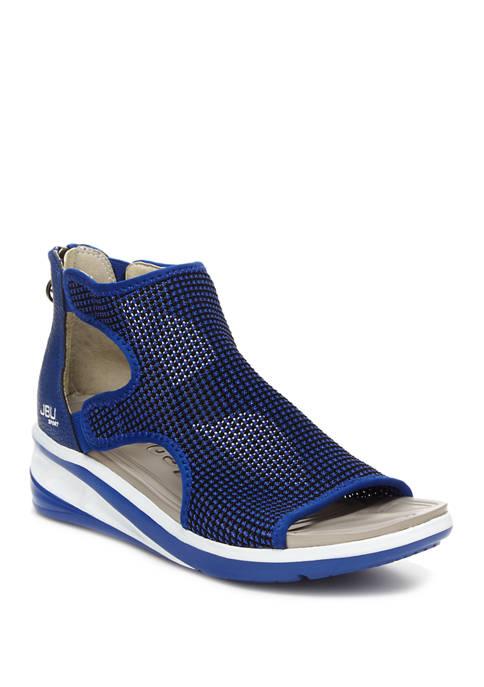 JBU™ Sport Nadine High Wedge Sandals