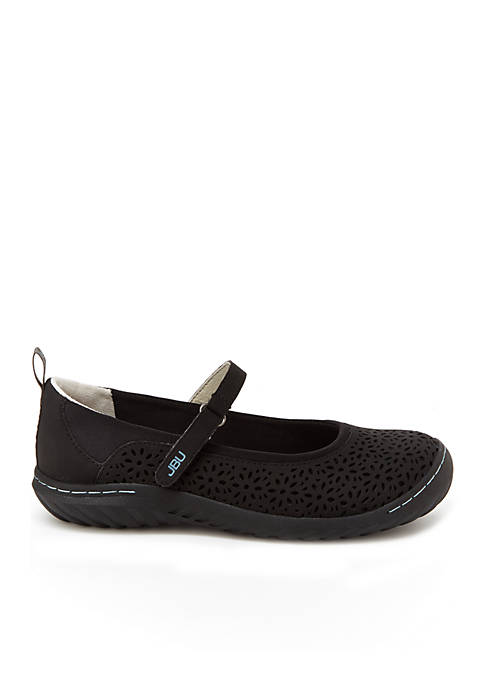 Jambu Granada Black Shoes