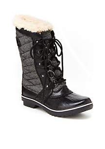 Black Lorna Boot