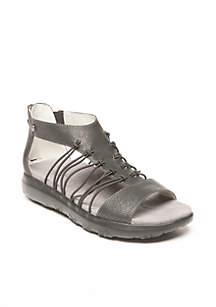 Aruba Black Sandals