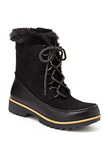 Bristol Lace Up Boot
