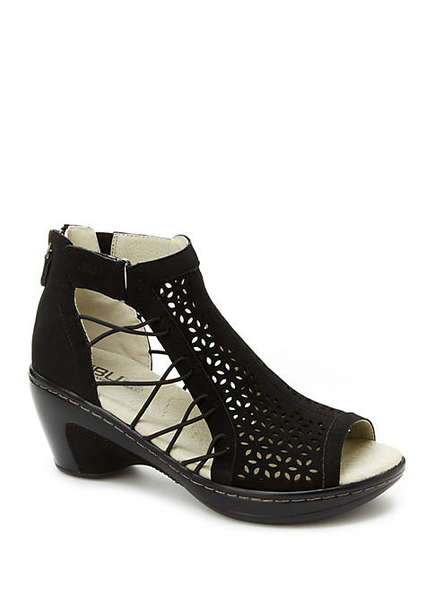 Jambu Nelly Wedge Sandals