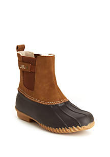 Spruce Slip-on Duck Boot
