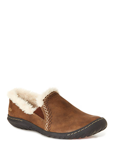 Willow Slip On Moccasins