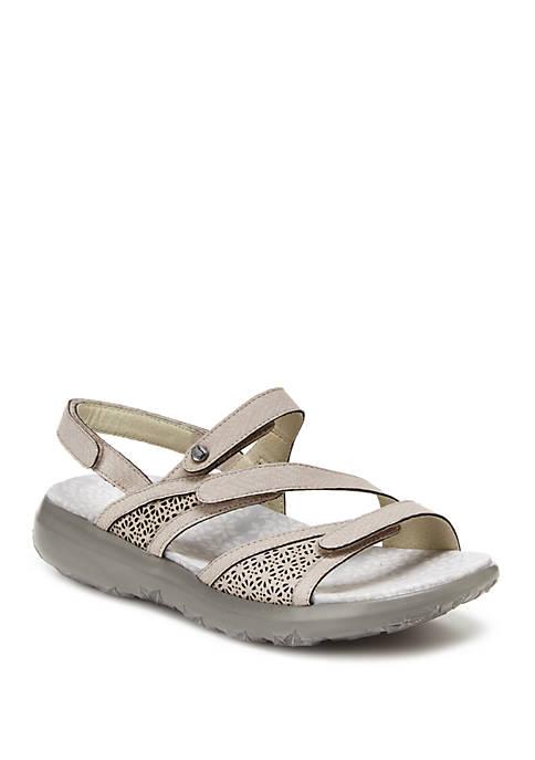 Sweet Pea Mary Jane Sandals