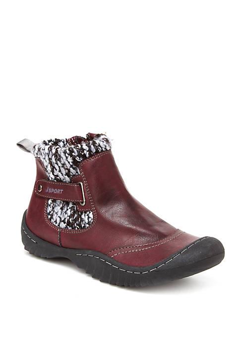 JSport® Darcie Ankle Bootie