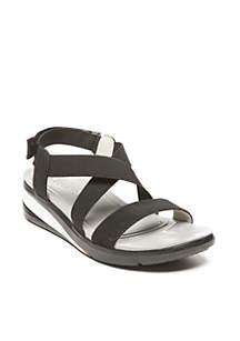 Sunny Black Sandals