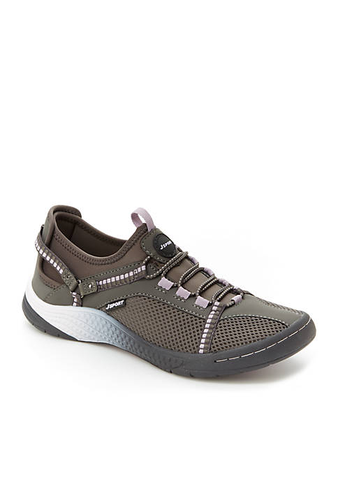 Jambu Tahoe Encore Dark Gray and Orchid Shoes