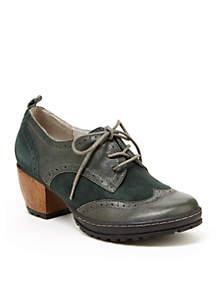 San Fran Oxford Heel