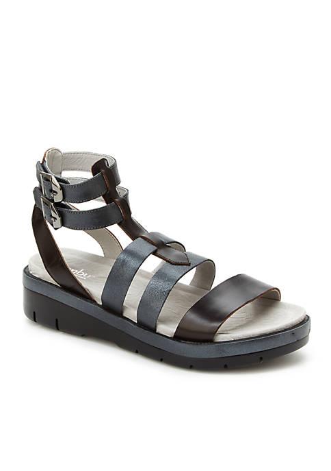 Jambu Piper Gladiator Platform Sandal