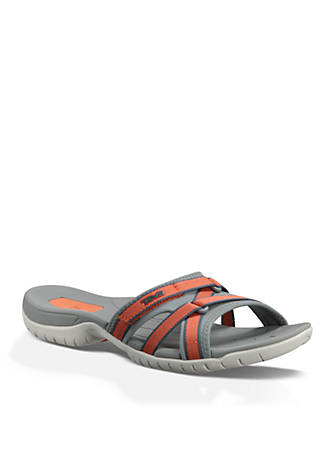 Buy and sell authentic Teva Women's Tirra Slide Womens Terra Cotta Teva Womens Sandals