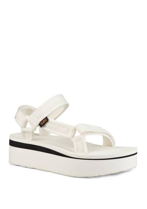Flatform Universal Mesh Print Sandals