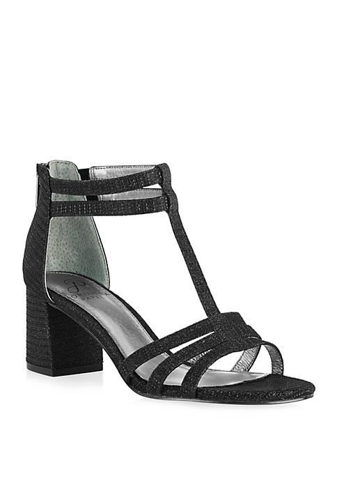 Adrianna Papell Anella Metallic Sandal