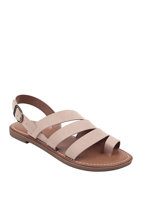 Daxon Strappy Sandals