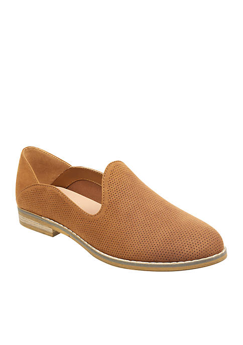 Heather Flat Loafer