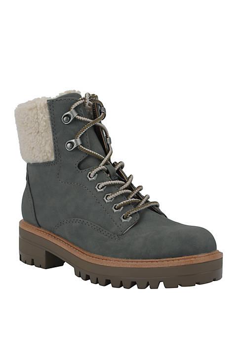 Irard Hiker Sherpa Top Boots