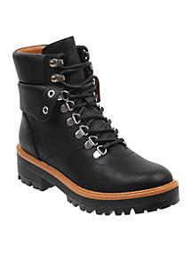 Isaya Lace-Up Hiker Boot