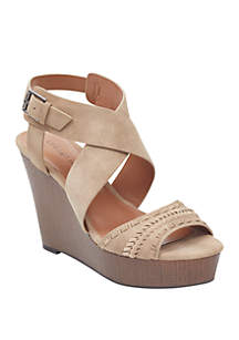 81c73b3a1bc5 Kash Wedge Sandals