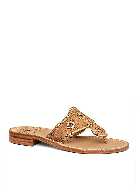 Jack Rogers Napa Valley Wide Sandal